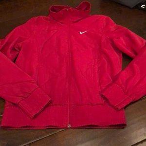 Nike lightweight jacket size small